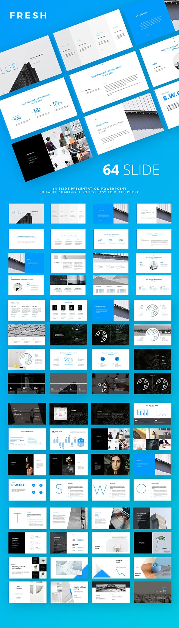 Best Presentation - Business PowerPoint Templates