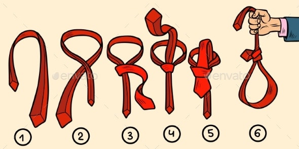 Tie Knots Noose - Miscellaneous Conceptual