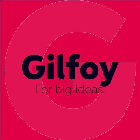 Gilfoy Sans Font