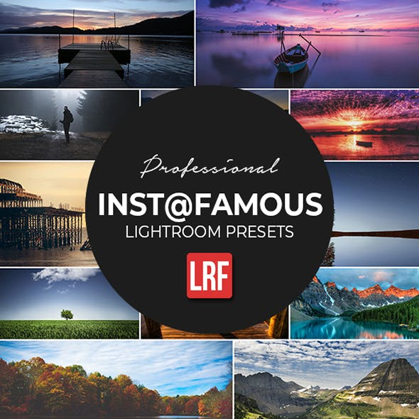 10 Instafamous Lightroom Presets