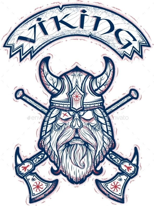 Old Viking - Miscellaneous Vectors