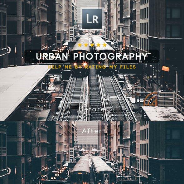 20 Professional Urban Presets