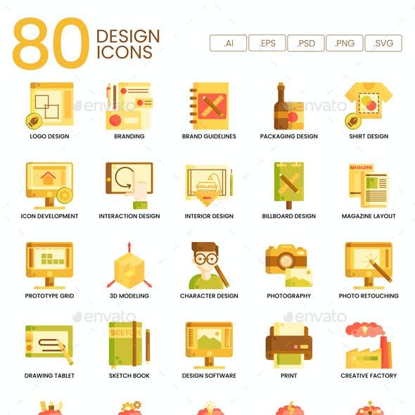 Creative Design - Caramel Series