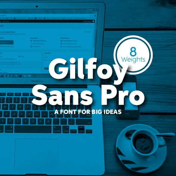 Gilfoy Sans Pro