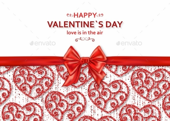 Happy Valentine Day Background - Valentines Seasons/Holidays