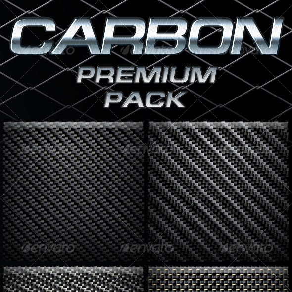 Premium Carbon Fiber Backgrounds