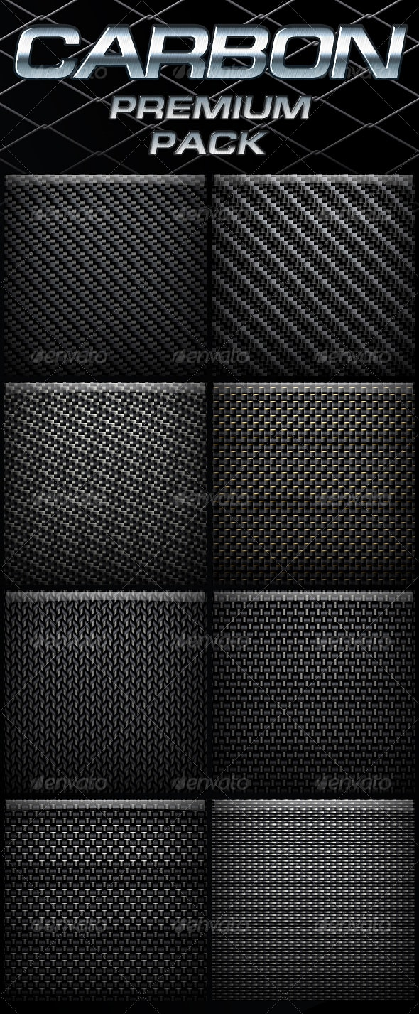 Premium Carbon Fiber Backgrounds - Backgrounds Graphics