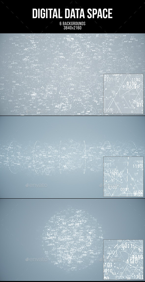Digital Data Space White Backgrounds - Tech / Futuristic Backgrounds