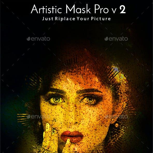 Artistic Mask Pro V2
