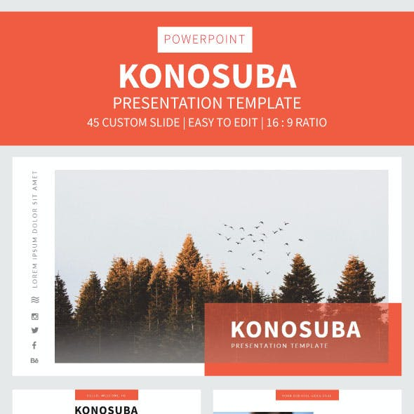 Elegant Google Slide Templates from GraphicRiver (Page 35)