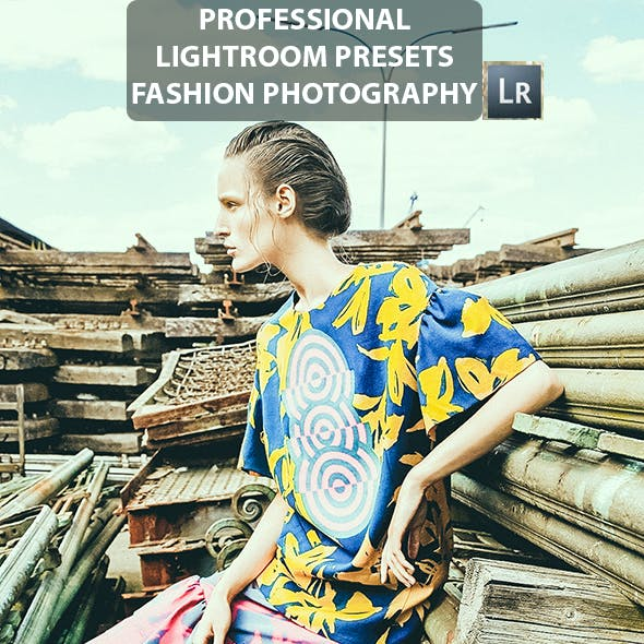 Professional Portrait Lightroom Presets