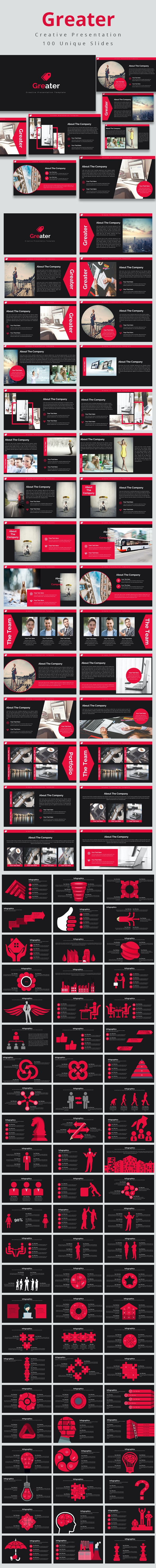 Greater Multi-purpose Powerpoint Presentation Template - Business PowerPoint Templates