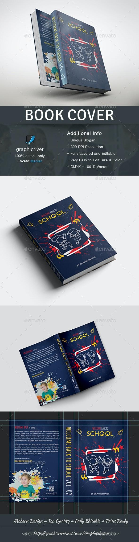 Book Cover - Miscellaneous Print Templates