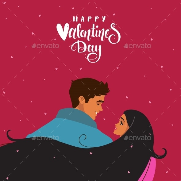 Couple - Valentines Seasons/Holidays