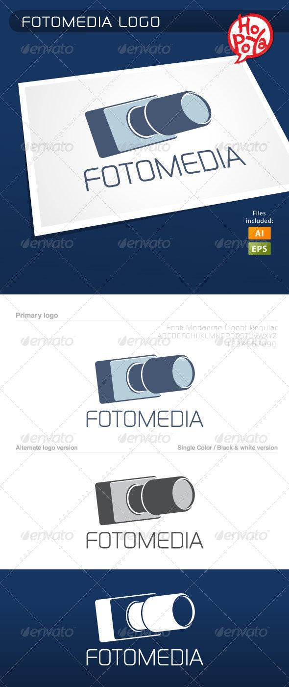Fotomedia Logo - Objects Logo Templates