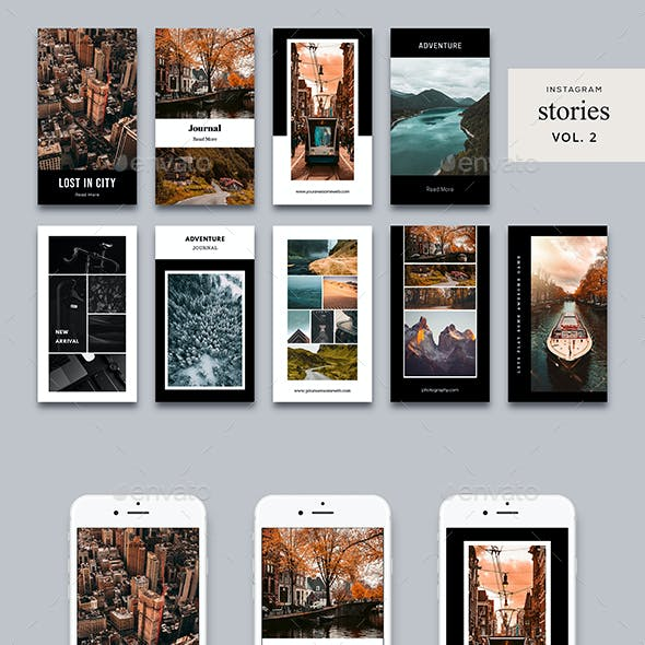 Instagram Stories Vol. 2