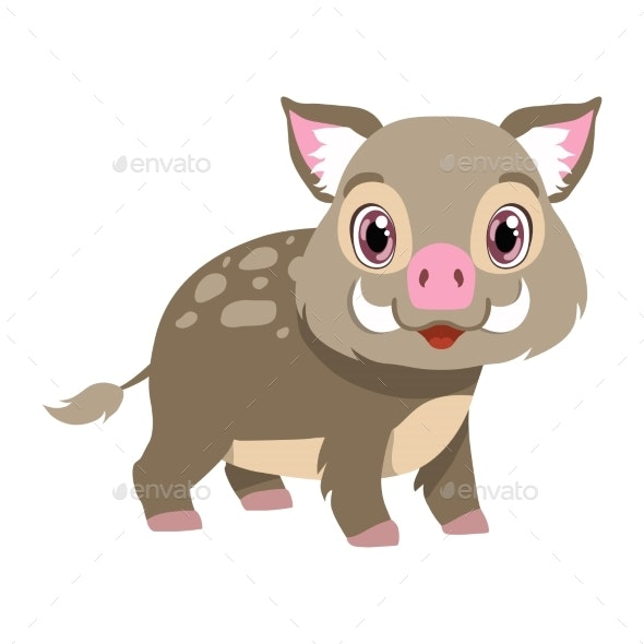 Boar - Animals Characters
