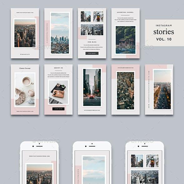 Instagram Stories Vol. 10