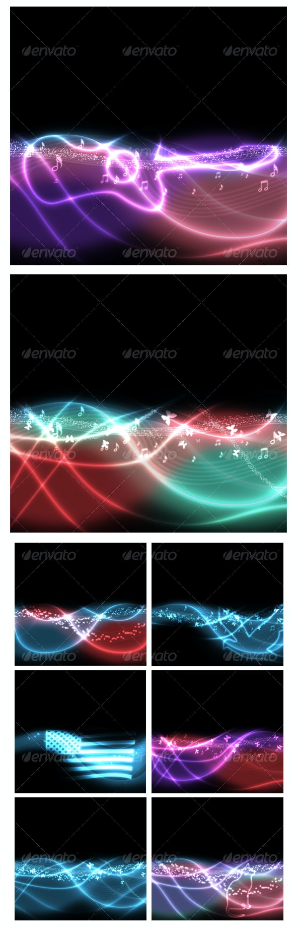 The Ultimate Abstract Background Creator v2.0 - Abstract Backgrounds