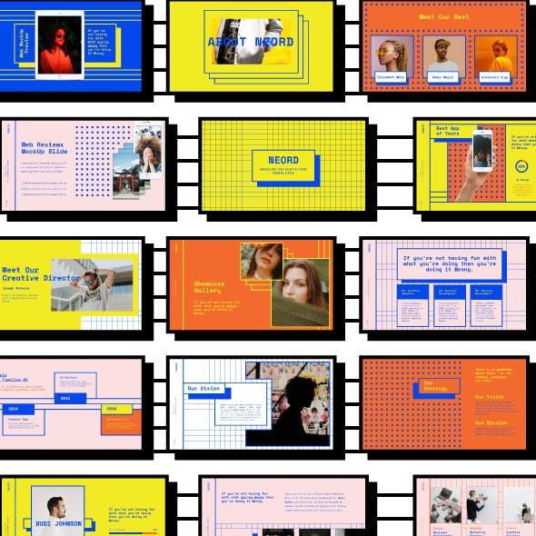 Neord-PowerPoint Presentation Templates