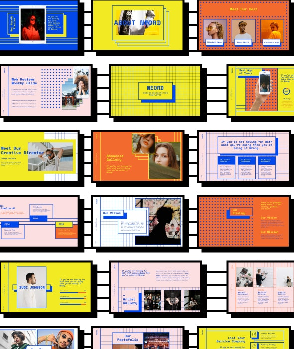 Neord-PowerPoint Presentation Templates - PowerPoint Templates Presentation Templates
