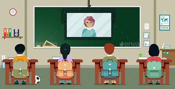 Study on TV