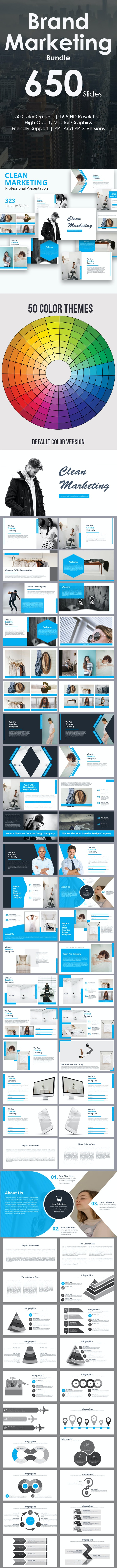 Brand Marketing Powerpoint Presentations Bundle - Business PowerPoint Templates
