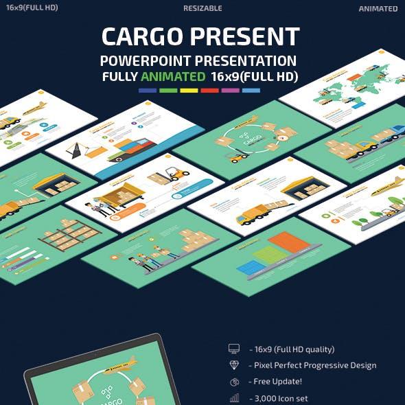 Cargo Powerpoint Presentation