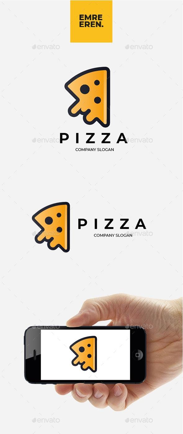 Pizza Logo - Food Logo Templates