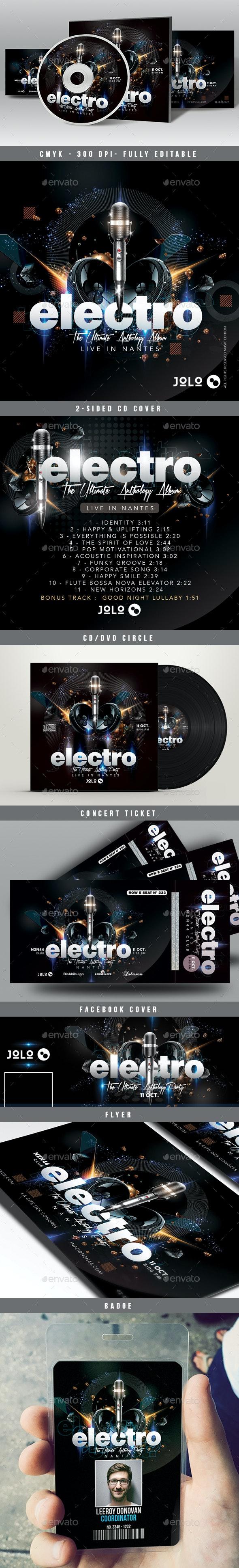 Electro Bundle - Clubs & Parties Events