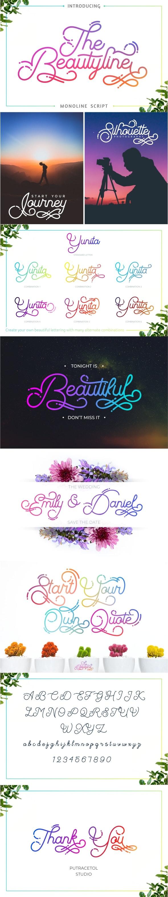 The Beautyline - Miscellaneous Script