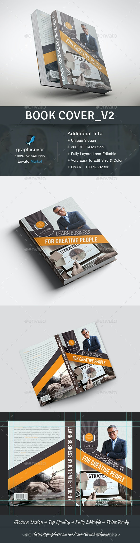 Book Cover   Volume 2 - Miscellaneous Print Templates