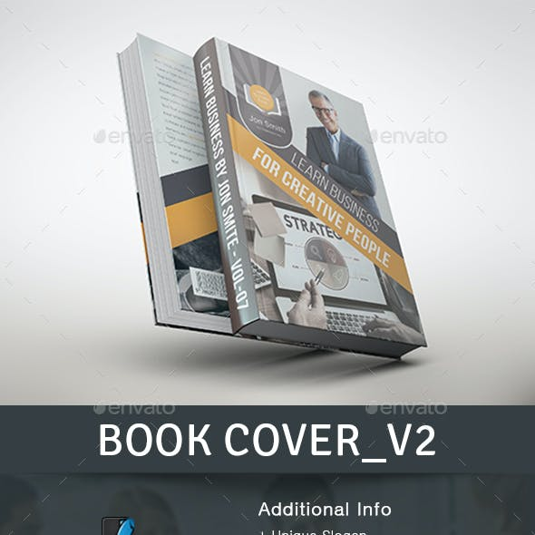 Book Cover | Volume 2
