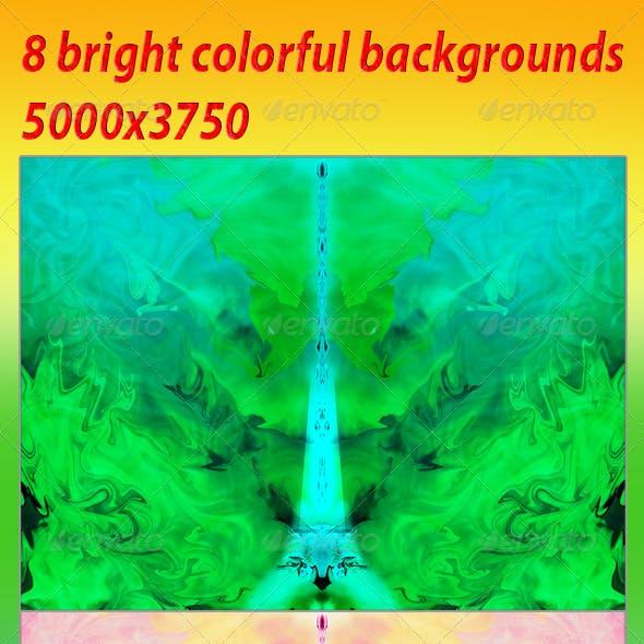 Colorful multicolored background