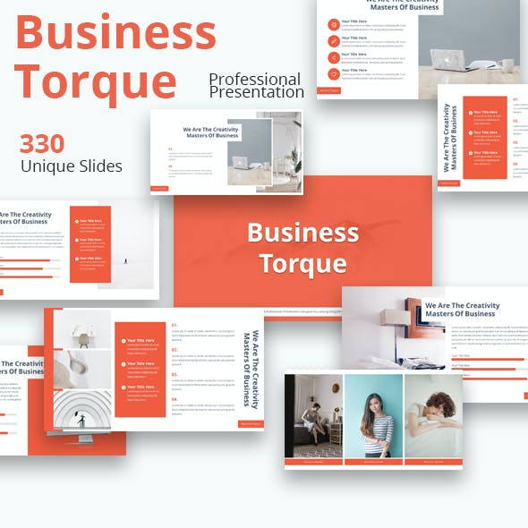 Business Torque - Multipurpose Google Slides Template