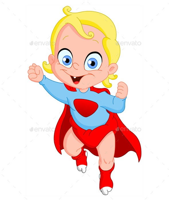 Superbaby - People Characters