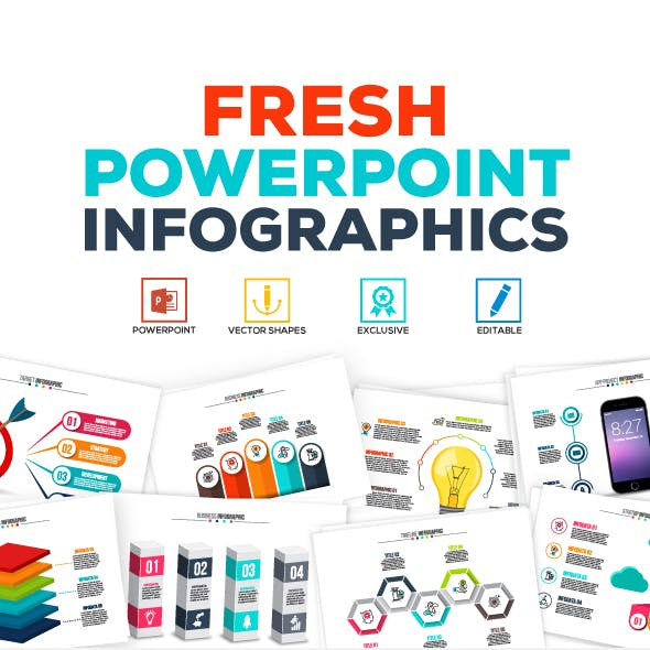 Fresh Powerpoint Presentation Template