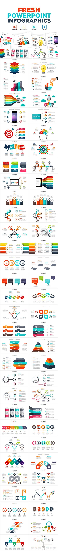 Fresh Powerpoint Presentation Template - Business PowerPoint Templates