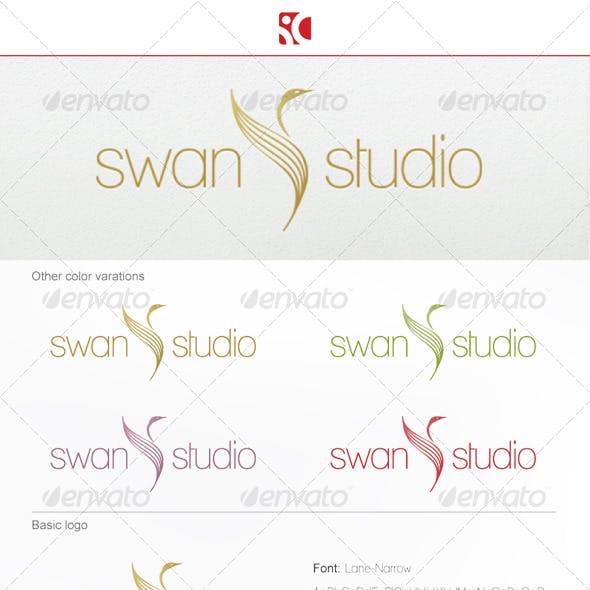 SwanStudio Logo Template