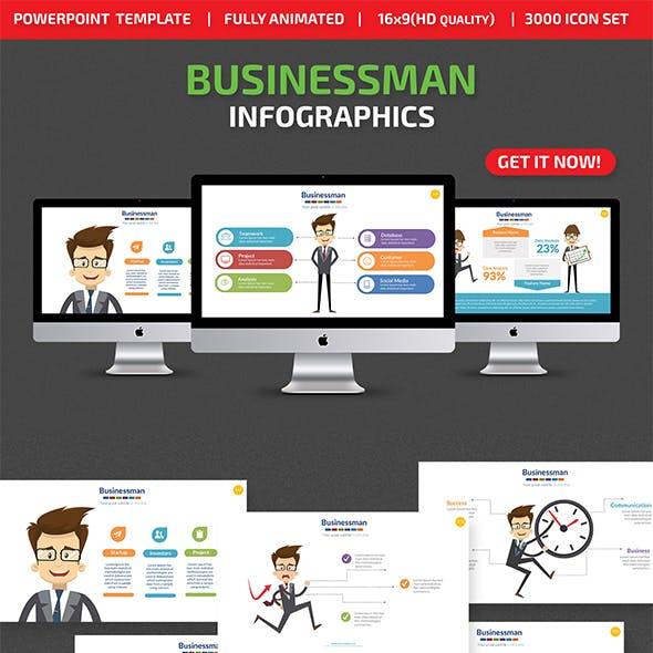 Businessman Powerpoint Presentation