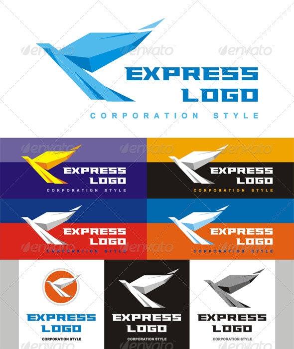 Express Logo - Animals Logo Templates