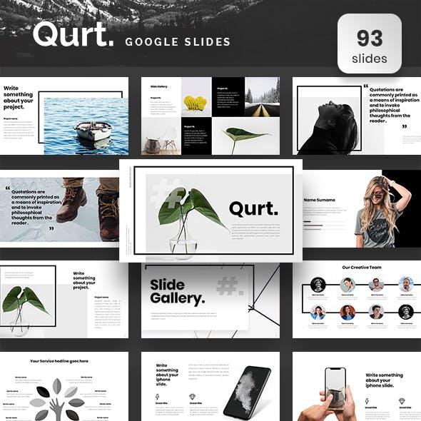 Qurt Google Slides