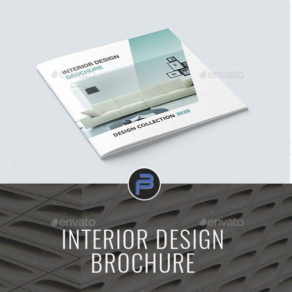 Square Interior Design Brochure