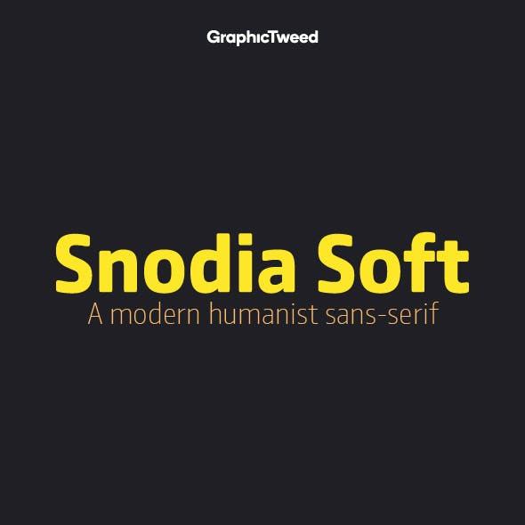 Snodia Soft Sans Font