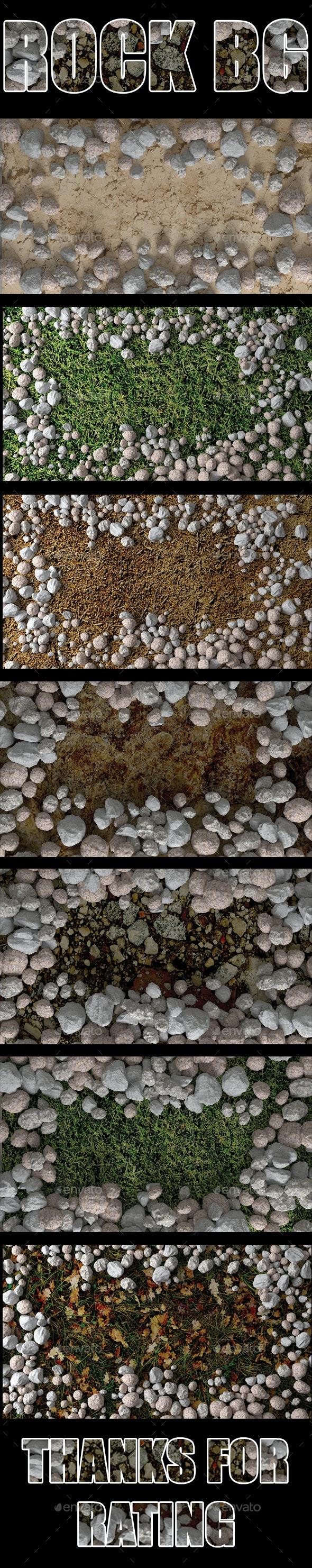 Rock BG - Backgrounds Graphics
