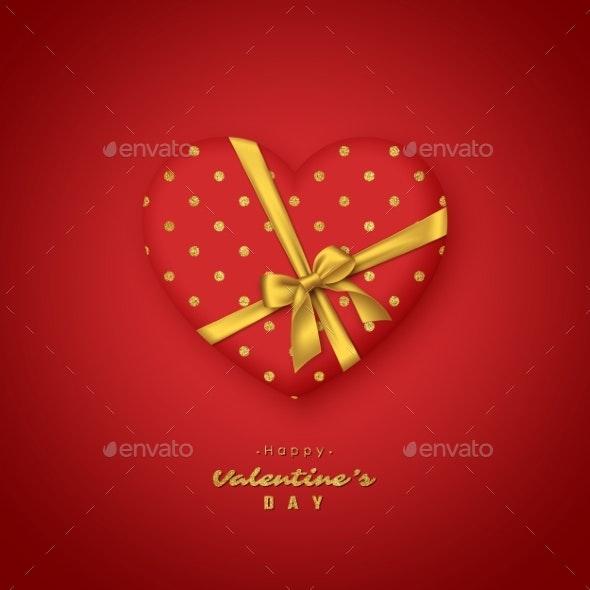 Valentine's Day Holiday Background - Valentines Seasons/Holidays