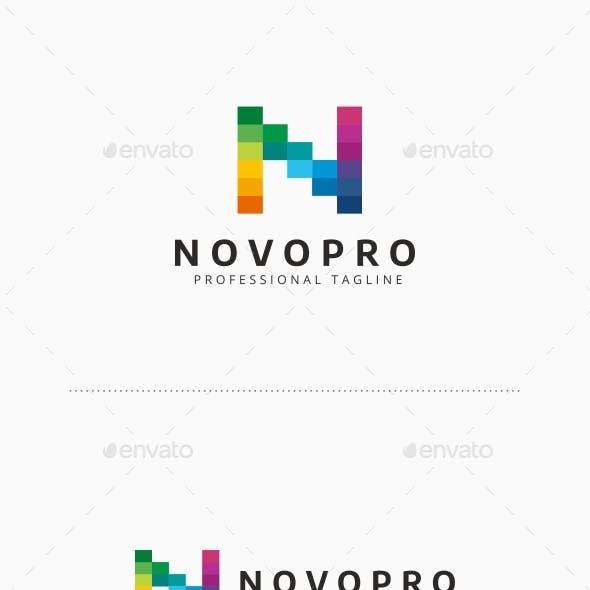 Novopro - N Letter Logo