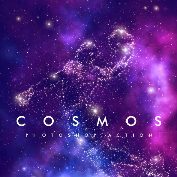 Cosmos - Photoshop Action