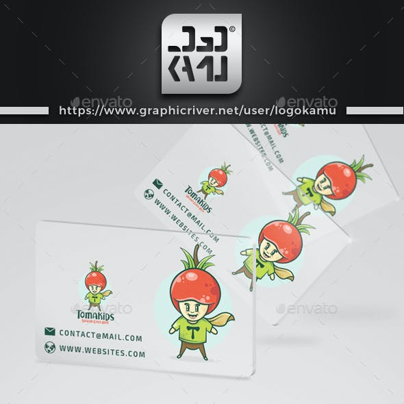 Tomato Kids Logo