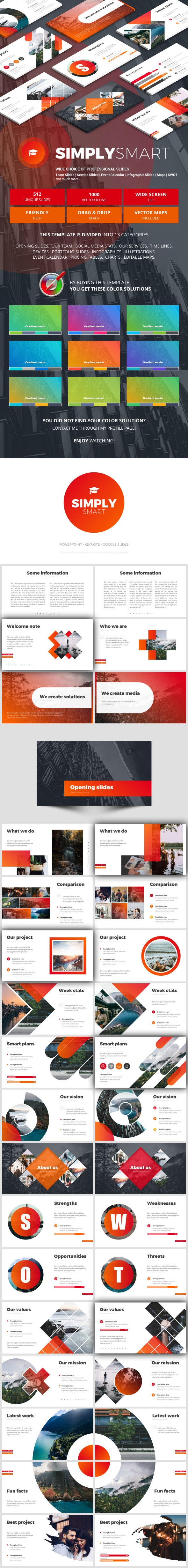 Simply Keynote - Business Keynote Templates